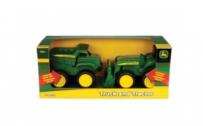 Basculanta si tractor