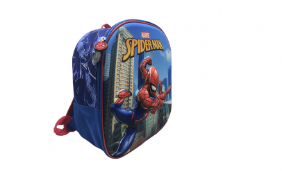 Ghiozdan gradinita Spiderman 3D