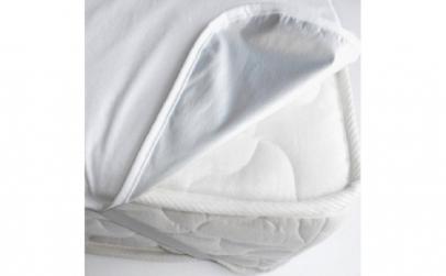 Husa de pat din frotir peliculizat Iry