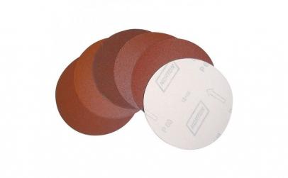 Set discuri abrazive Velcro pentru lemn