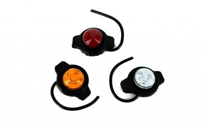 Lampa LED 24V Lumina: portocalie