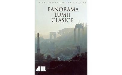 Panorama lumii clasice, autor Nigel Spivey