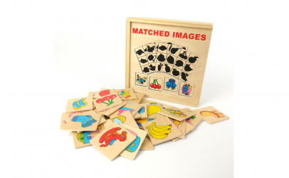 Joc Montessori potrivire Matched Images