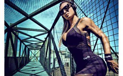 Jumpsuit Blind Oxyfit Brazil