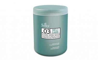 Silky Mască de păr Hydro Herb 1000 ml
