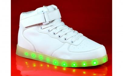 Adidasi dama cu LED