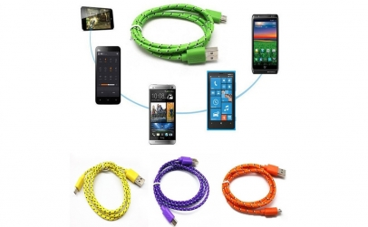 Cablu Date si Incarcare Micro Usb C208