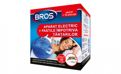 Aparat electric anti tantari