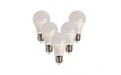 Set 5 becuri Led 15W - lumina calda