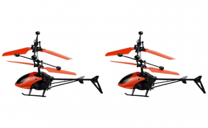 1+1 elicopter skyshock