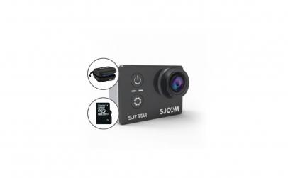 SJCAM SJ7+ geanta si card 32GB