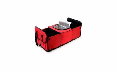 Organizator si cooler pentru portbagaj