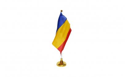 Steag pentru birou cu suport  Romania
