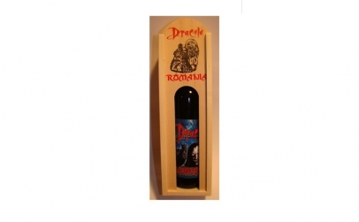 Vin Dracula in cutie mare