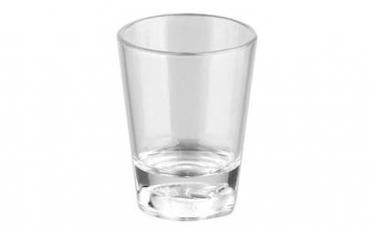 Pahar pentru tuica vodca policarbonat
