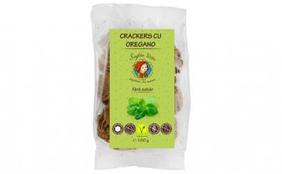 Crackers cu oregano, 100 g