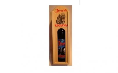 Vin Dracula in cutie mica
