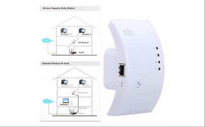 Amplificator retea semnal Wireless-N WiF