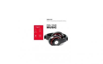 Casti stereo bluetooth TM 010S, wireless