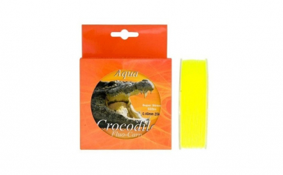 Nylon/fir monofilament Aqua Crocodile