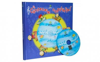 Cantecele copilariei + CD