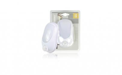 Lampa LED de noapte cu senzor de miscare