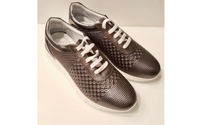 Pantofi din piele naturala Giulia