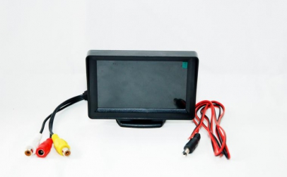 Monitorul TFT Auto 4.3 inch