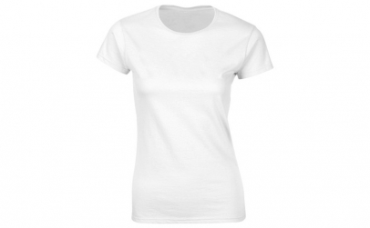 Tricou de DAMA Alb Personalizabil COD