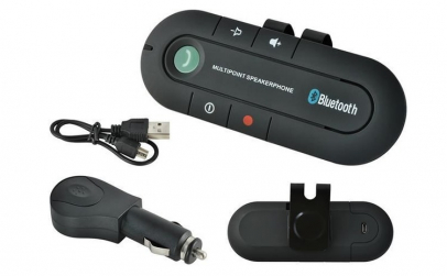 Car Kit Auto Difuzor Bluetooth handsfree