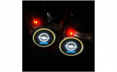 Lampi led logo portiere universale Opel