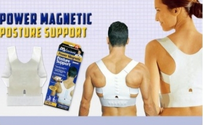 Centura magnetica pentru spate