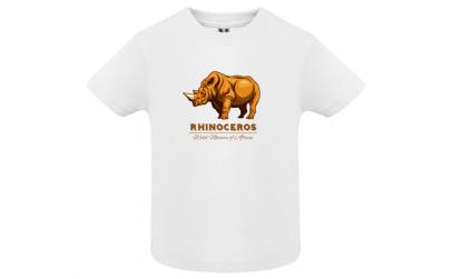 Tricou baieti Rhinoceros , Bumbac 100%,