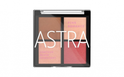 Paleta romantic- ASTRA BLUSH
