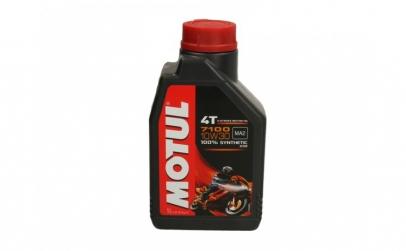 Ulei moto 4T Motul 7100 10W30 1L
