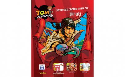 Desenez Cartea Mea cu Pirati
