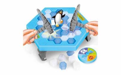 Capcana pinguinului