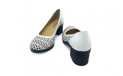 Pantofi piele naturala dama Still