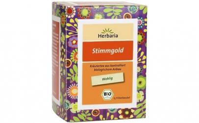 Ceai bio voce de aur, 15X1,6 G Herbaria