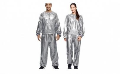 Costum de slabit Sauna Suit