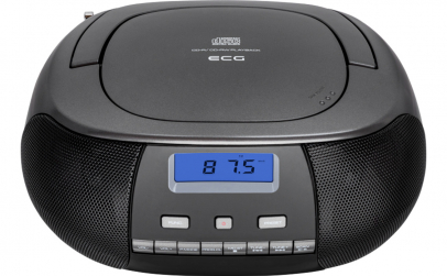 Radio CD Player ECG CDR 500 titan