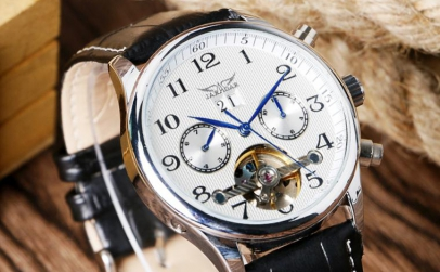 Jaragar Date Tourbillon Automatic