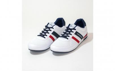 Pantofi sport casual, barbati, alb