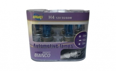 Set 2 Bec Auto 12V,55-60W H4 Halogen