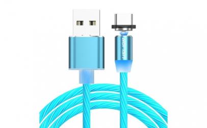Cablu USB 3.0 cu Mufa Magnetica USB C