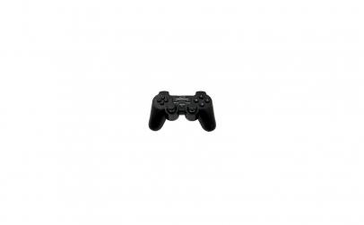 Controller cu vibratii, PC/PS3 Negru