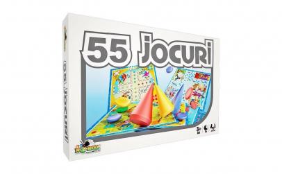 55 de jocuri