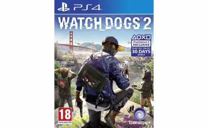 Joc Watch Dogs 2 pentru PlayStation 4
