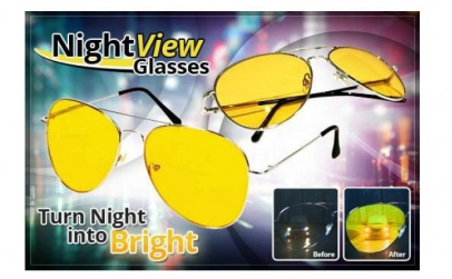 Ochelari UV Night View
