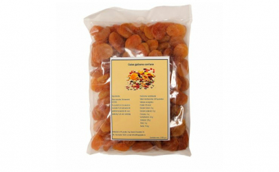 Caise uscate galbene 1000 g